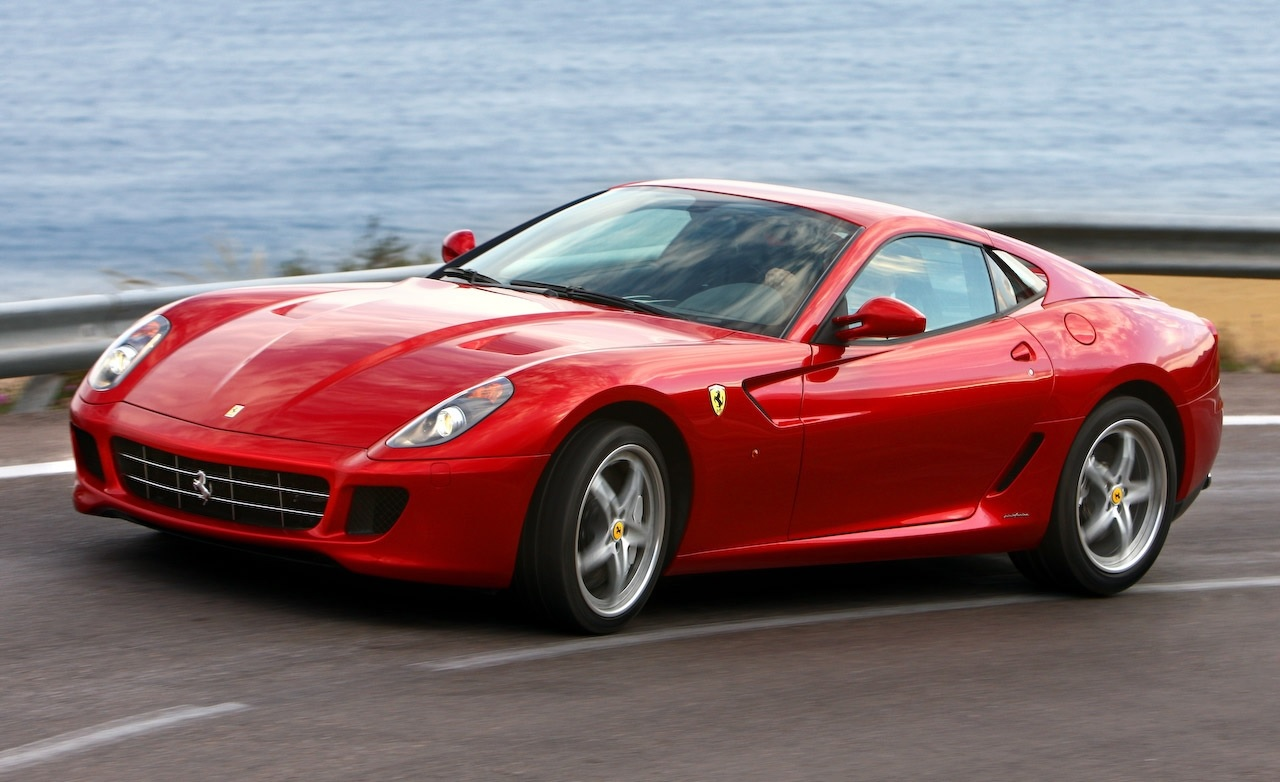 ferrari 599 gtb fiorano coupe. Black Bedroom Furniture Sets. Home Design Ideas