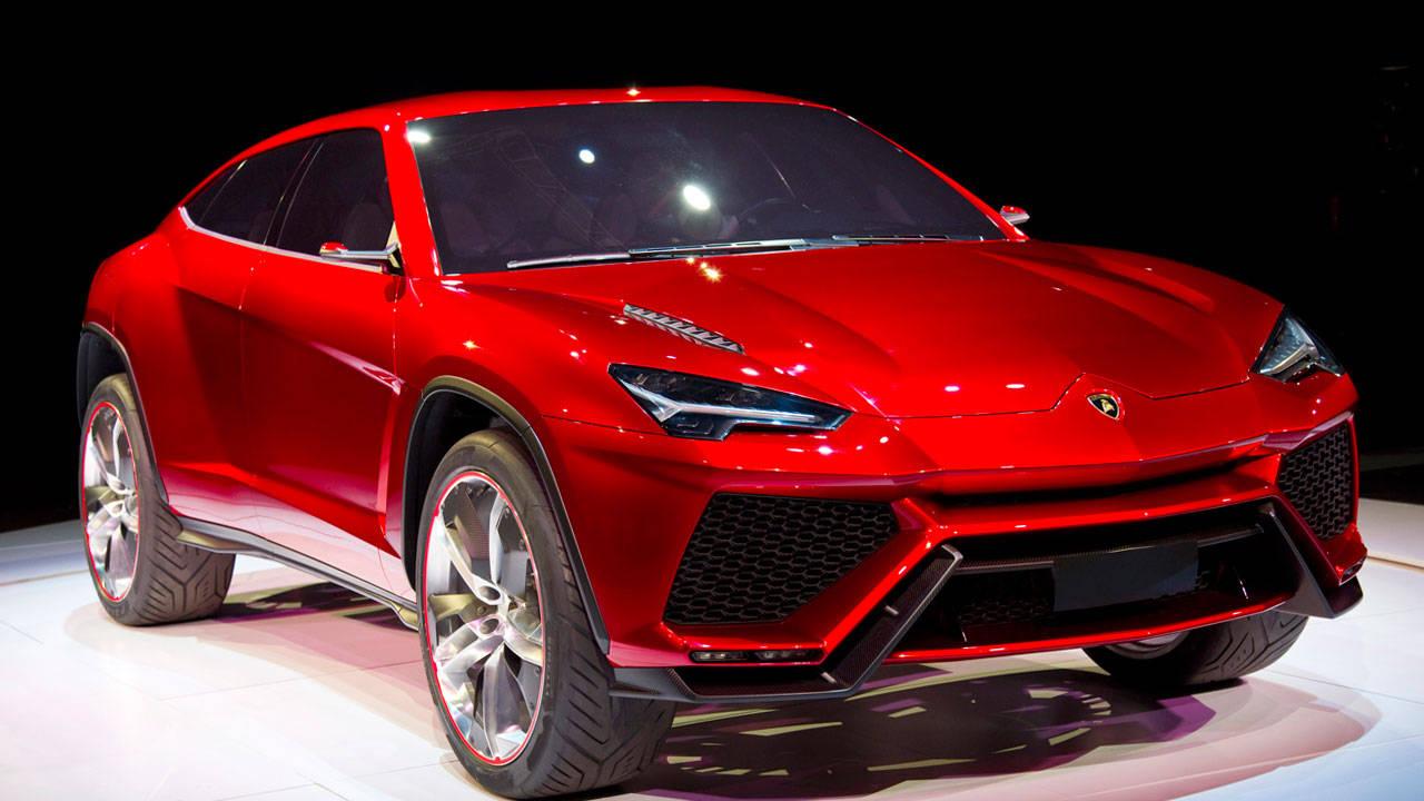 Lamborghini Commits To 2018 Suv Launch But Ferrari Says
